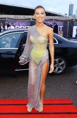MONTANA BROWN at Brit Awards 2020 in London 02/18/2020