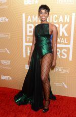 NAFESSA WILLIAMS at American Black Film Festival Honors in Los Angeles 02/23/2020