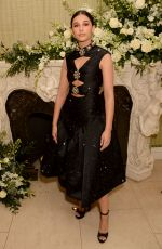 NAOMI SCOTT at Bafta Vogue x Tiffany Fashion and Film After-party in London 02/02/2020