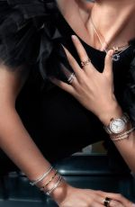 NAOMI SCOTT for Bulgari Mai Troppo 2020 Campaign