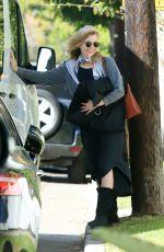 NATALIE DORMER Arrives on the Set of Penny Dreadful: City of Angels in Glendale 02/28/2020