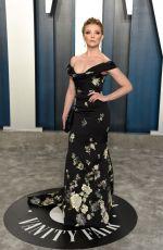 NATALIE DORMER at 2020 Vanity Fair Oscar Party in Beverly Hills 02/09/2020