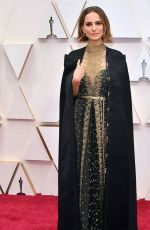 NATALIE PORTMAN at 92nd Annual Academy Awards in Los Angeles 02/09/2020