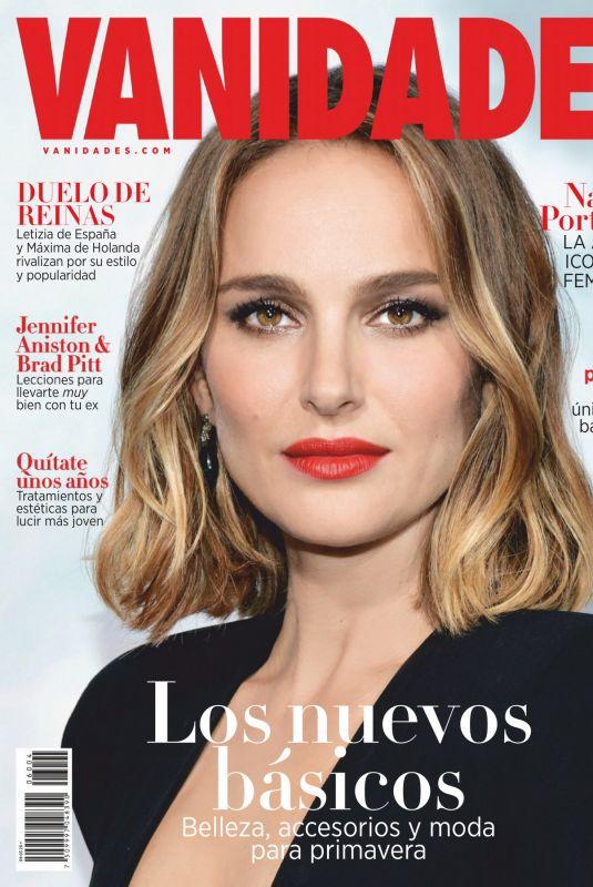 NATALIE PORTMAN in Vanidades Magazine, Mexico February 2020