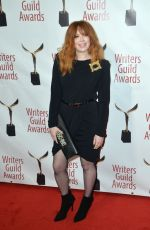 NATASHA LYONNE at 72nd Annual Writers Guild Awards in New York 02/01/2020