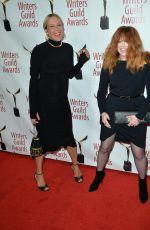 NATASHA LYONNE at 72nd Annual Writers Guild Awards in New York 02/01/2020