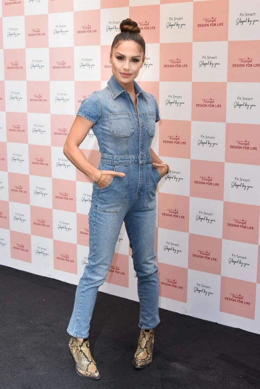 NAZAN ECKIES at Triumph Launch Event 02/13/2020