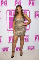 NIA SIOUX at Promgirl Celebrates Their Rated PG Launch in Los Angeles 01/25/2020