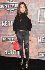 NICHOLE BLOOM at Gente-fied TV Show Premiere in Los Angeles 02/20/2020