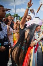 NICKI MINAJ at Carnival in Rio - Instagram Photos and Video 02/25/2020
