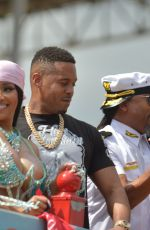 NICKI MINAJ at Mardi Gras Carnival in Trinidad 02/25/2020