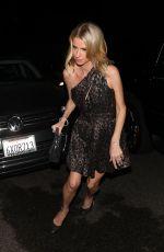 NICKY HILTON Arrives at Paris Hilton