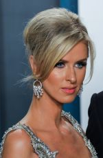 NICKY HILTON at 2020 Vanity Fair Oscar Party in Beverly Hills 02/09/2020