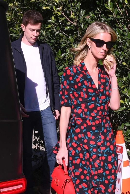 NICKY HILTON Out in Los Angeles 02/08/2020