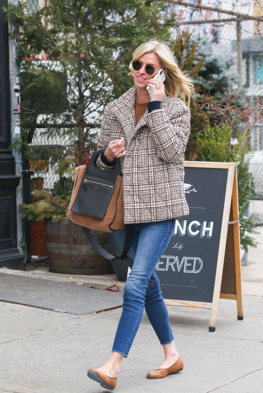 NICKY HILTON Out in New York 02/04/2020