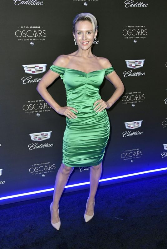 NICKY WHELAN at Cadillac Celebrates 92nd Annual Academy Awards in Los Angeles 02/06/2020