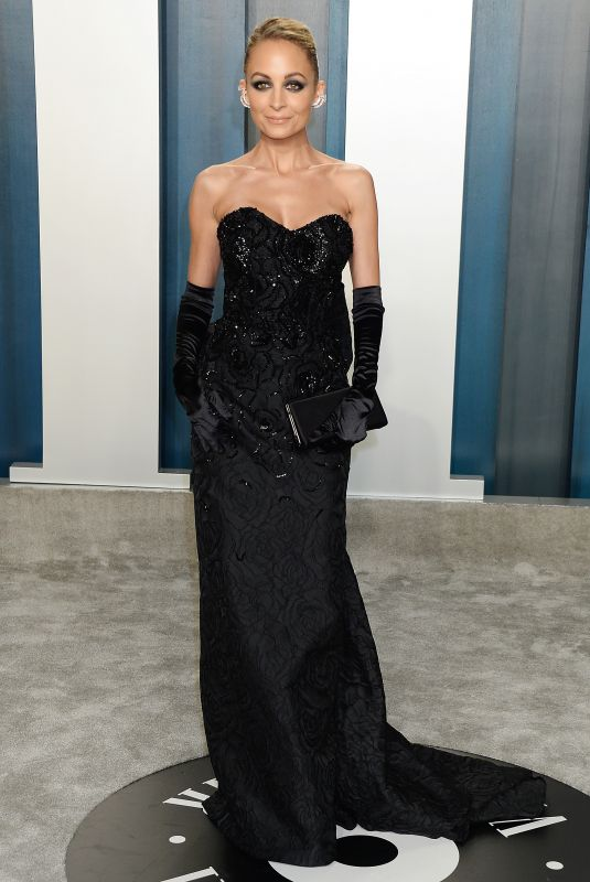 NICOLE RICHIE at 2020 Vanity Fair Oscar Party in Beverly Hills 02/09/2020