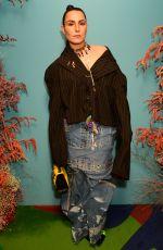 NOOMI RAPACE at Natalia Vodianova x Maxx Resorts Party in London 02/17/2020