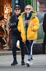 NOOMI RAPACE Out in Notting Hill 02/03/2020