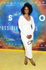 NOVI BROWN at Cosmos: Possible Worlds Premiere in Los Angeles 02/26/2020