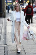 OLIVIA BUCKLAND and LAURA ANDERSON Out in Manchester 02/05/2020