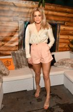 OLIVIA COX at Eat Your Way to a Six Pack Book Launch in London 02/25/2020