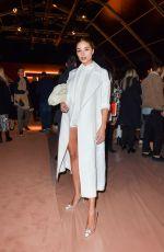 OLIVIA CULPO at Elisabetta Franchi Show at Milan Fashion Week 02/22/2020