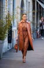 OLIVIA CULPO Out in Milan 02/21/2020