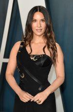 OLIVIA MUNN at 2020 Vanity Fair Oscar Party in Beverly Hills 02/09/2020