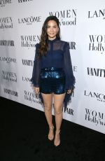 OLIVIA MUNN at Vanity Fair & Lancome Toast Women in Hollywood in Los Angeles 02/06/2020
