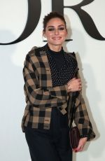 OLIVIA PALERMO at Dior Show at Paris Fashion Week 02/25/2020