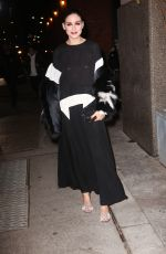 OLIVIA PALERMO at RTW Collection Launch Cocktail Party in New York 02/12/2020