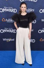 OLIVIA SANABIA at Onward Premiere in Hollywood 02/18/2020