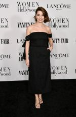 OPHELIA LOVIBOND at Vanity Fair & Lancome Toast Women in Hollywood in Los Angeles 02/06/2020