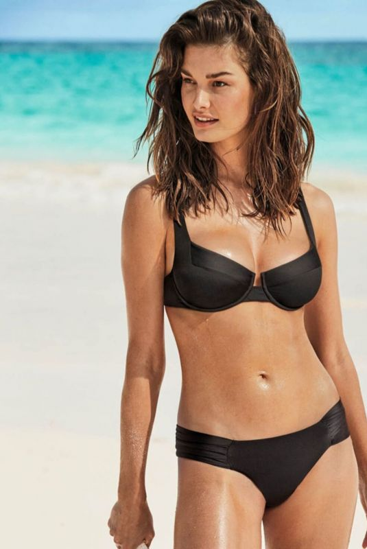 OPHELIE GUILLERMAND for Calzedonia Swimwear, Summer 2019
