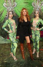 PALINA ROJSKI at Place to B Party: Garden of Eden 02/20/2020
