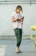 PARIS JACKSON Out and About in Los Angeles 02/24/2020