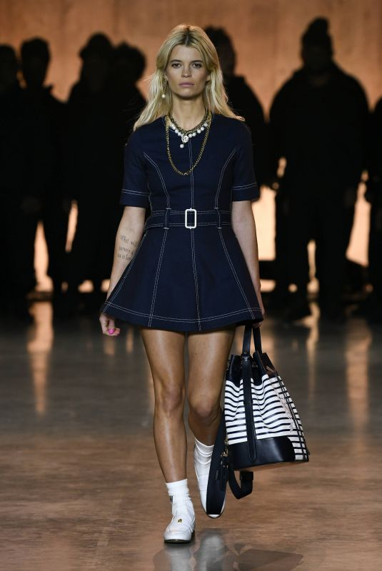 PIXIE GELDOF at TommyNow Show at London Fashion Week 02/16/2020
