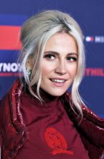 PIXIE LOTT at Tommy Hilfiger Fashion Show in London 02/16/2020