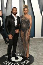 Pregnant CIARA at 2020 Vanity Fair Oscar Party in Beverly Hills 02/09/2020