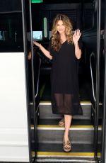 Pregnant RACHEL MCCORD List Hosts a Party Bus to WWD Magic in Las Vegas 02/04/2020