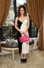 RACHEL BILSON at Clutter Couture Bag by Christian Siriano Previews in New York 02/06/2020