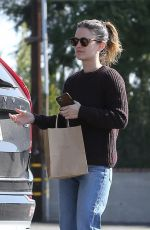 RACHEL BILSON Out and About in Pasadena 02/14/2020