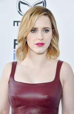 RACHEL BROSNAHAN at 2020 Film Independent Spirit Awards in Santa Monica 02/08/2020