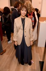 RASHIDA JONES at Birkenstock 1774 Collection with Matchesfashion Launch Party in Los Angeles 02/13/2020