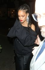 RIHANNA at Bafta Vogue x Tiffany Fashion and Film After-party in London 02/02/2020