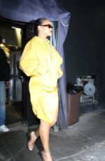 RIHANNA Leaves Nice Guy in West Hollywood 02/11/2020