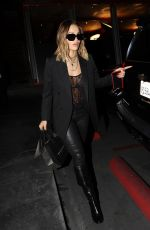 RITA ORA Out in West Hollywood 02/14/2020