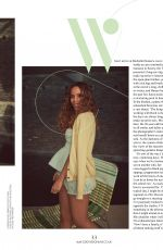ROCHELLE HUMES in Red Magazine, UK April 2020