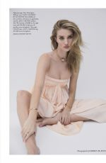 ROSIE HUNTINGTON-WHITELEY in Harper